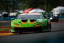GRT Grasser Racing Team bestätigt Potential in der IMSA