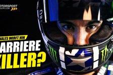 MotoGP - Video: MotoGP-Talk: Warum warf Maverick Vinales bei Yamaha hin?