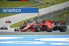 Formel 1 - Video: Formel 1: Ferraris Österreich-GP im Video