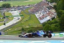 Formel 1, Capito über Russell-Nuller: Enttäuscht aber glücklich