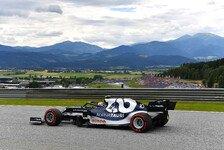 Formel 1 - Video: AlphaTauri: Pierre Gasly und Yuki Tsunoda kicken in Spielberg