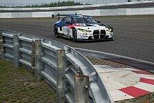 NLS - Nach Unfall: Neuer Versuch für BMW M4 GT3 am Nürburgring