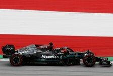 Formel 1 Österreich FP2: Hamilton schlägt zurück, Verstappen P3