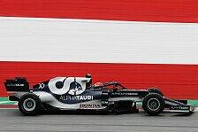 Formel 1, Gasly klärt Zukunft im Sommer: Red Bull entscheidet