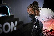 Formel 1, Hamilton gesteht Simulator-Flop: Auto nicht glücklich