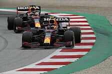 Formel 1, Red Bull 2021: Max Verstappen im WM-Kampf abgebremst