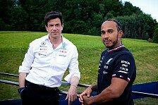 Lewis Hamilton hört nicht auf! Neuer Formel 1-Vertrag ab 2022