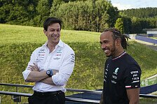 Toto Wolff über Lewis Hamilton: Einmal mit F1-Rente geflirtet