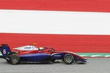 Formel 3, Österreich: David Schumacher mit erstem Sieg