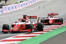 Formel 3, Österreich: Hauger gewinnt Sprintrennen