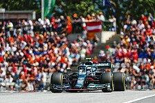 Formel 1, Vettel verärgert Alonso mit Blockade: Strafe droht