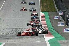 Formel 3 Ungarn 2021: Alle News & Ergebnisse im Ticker