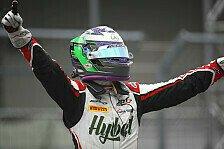 Formel 3, Österreich: Frederik Vesti mit erstem Saisonsieg