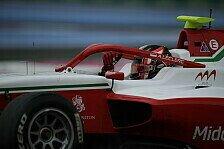 Formel 3 Ungarn-Qualifying: Leclerc auf Pole, Schumacher P4