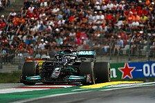 Formel 1, Mercedes klärt mysteriöse Hamilton-Beschädigung auf