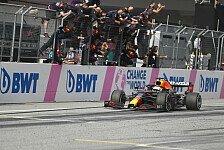 Formel 1 2021: Österreich GP - Rennen