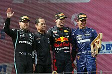 Formel 1 2021: Österreich GP - Atmosphäre & Podium