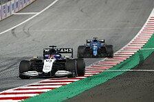 Formel 1, Alonso ohne Gnade: Keine Sonderbehandlung für Russell