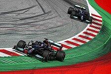 Mercedes-Stallorder: Darum musste Hamilton Platz machen