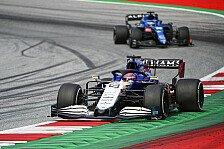 Formel 1, Williams-Trend nur Augenwischerei? Alonso skeptisch