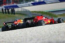 Formel 1 - Perez bereut Österreich-Eskalation: War nicht fair