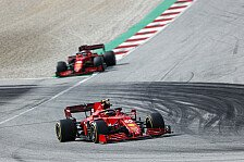 Formel 1, Ferrari spielt Teamorder: Leclerc hilft Sainz zu P5