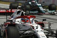 Nach Crash mit Sebastian Vettel: Strafe für Kimi Räikkönen