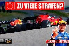 Formel 1 - Video: Strafen-Chaos: Gibt es in der Formel 1 zu viele Strafen?