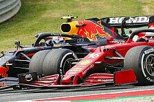 Formel 1 Österreich: Red Bull & Ferrari wegen Strafen uneins