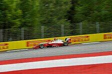 Formel 3: Leclerc-Bruder nach Unfall aus Krankenhaus entlassen