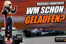 Formel 1 - Video: Mercedes chancenlos: Ist Verstappen noch zu stoppen?