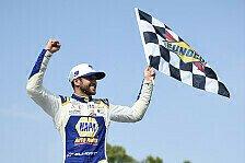 NASCAR 2021: Fotos Rennen 20 - Road America