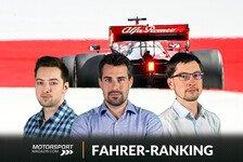 Formel 1 Fahrerranking Österreich: Der Iceman sieht Rot