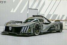 Revolution bei Le-Mans-Rückkehr: Peugeot Hypercar ohne Flügel