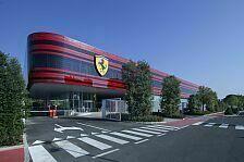 Formel 1, Ferrari: Exklusiver High-End-Simulator endlich fertig