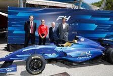 FIA stellt neues Formel-4-Auto in Monaco vor