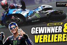 MotoGP - Video: MotoGP-Halbzeitfazit: Die Gewinner & Verlierer 2021