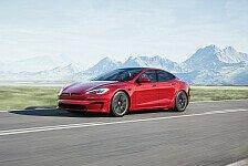 Rekord gebrochen: Neuer Tesla Model S Plaid ist Design-Primus