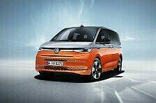 Zurück in die Zukunft: Neuer VW-Bus T7 soll an Bulli anknüpfen