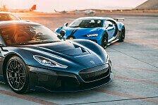 Tradition trifft moderne: Bugatti & Rimac gründen Joint Venture