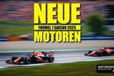 Formel 1 - Video: Neue Formel 1 Motoren 2025: Was steht schon fest?