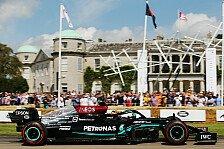 Formel 1 - Video: Mercedes F1 beim Goodwood Festival of Speed: Die Highlights