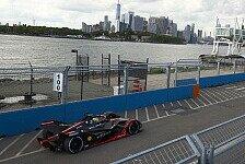 Formel E 2021, New York ePrix I - Bilder vom 10. Saisonrennen