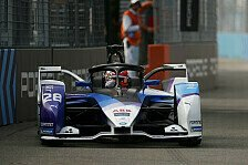 Formel E New York 2021: Max Günther siegt mit Mega-Manöver