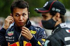Formel 1, Red Bull gibt Albon frei: Mercedes setzt sich durch
