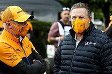 Formel 1: McLaren-Boss Zak Brown an Corona erkrankt