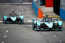 Formel E New York: Doppel-Pole für Jaguar - Günther ganz hinten