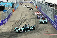 Formel E - Video: Formel E New York 2021: Highlights, Zusammenfassung zu Rennen 2