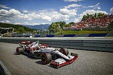 Formel 1: Alfa Romeo und Sauber unterzeichnen neuen Vertrag