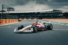 Formel-1-Reglement 2022: Neues Auto-Modell vorgestellt